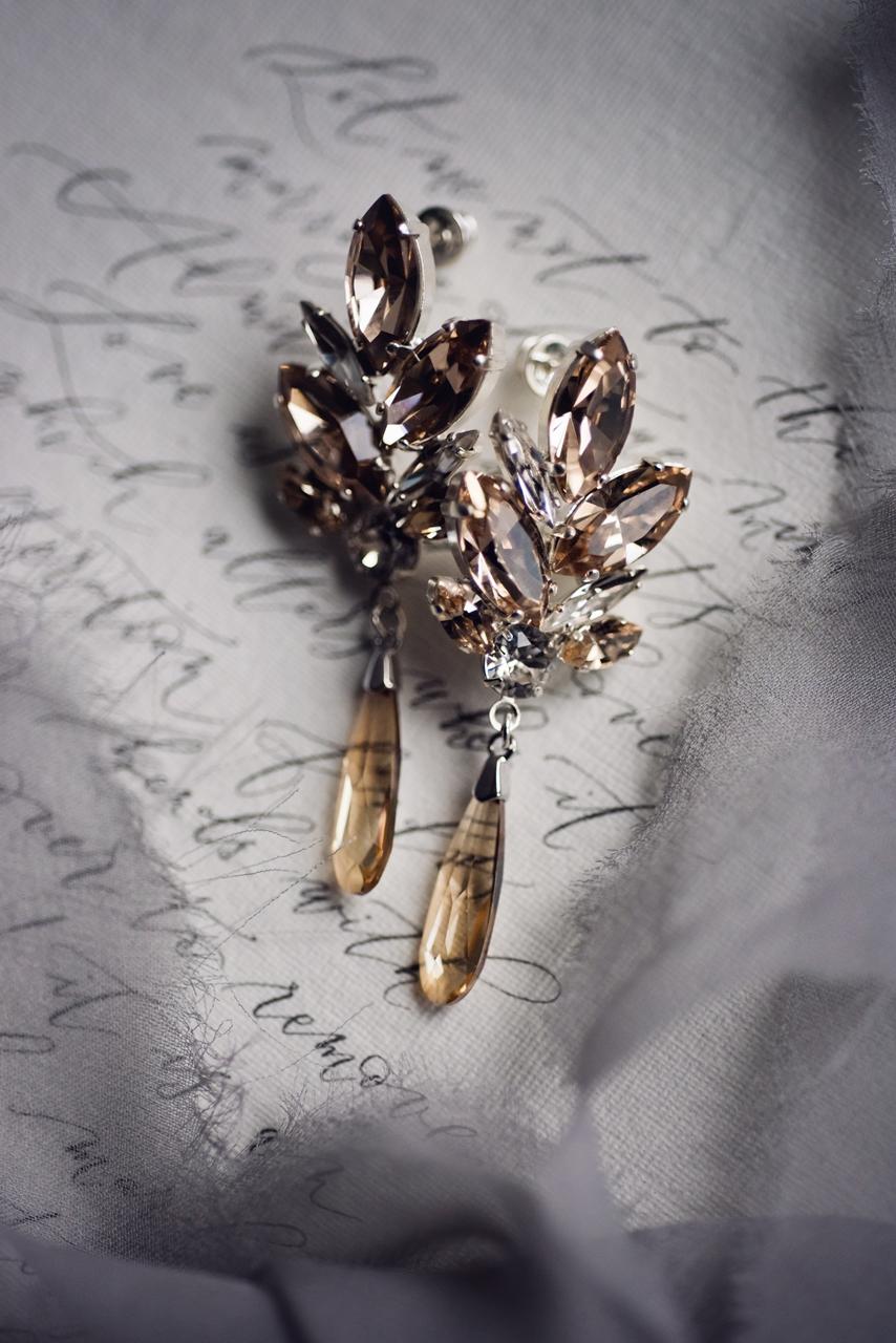 Kolczyki ORCHID