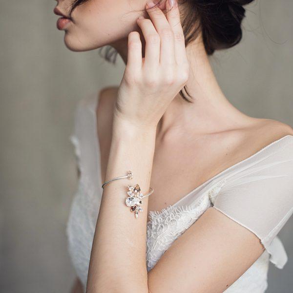 EMILY bracelet White Jasmine Accessories